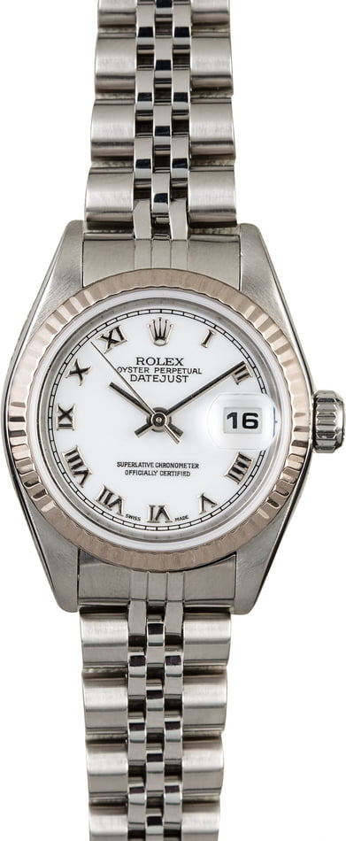 Pre-Owned Lady Rolex DateJust 79174