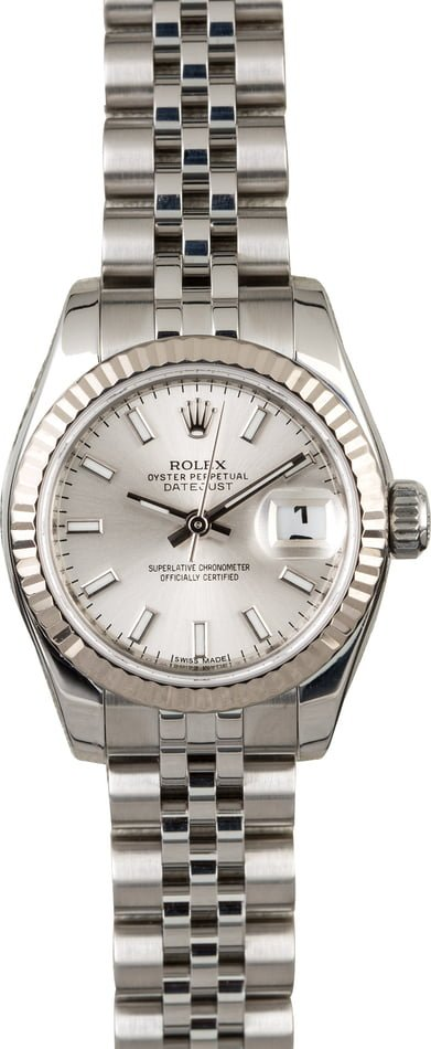 Women's Rolex Datejust 179174