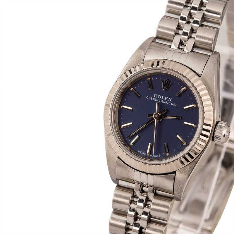 94015466690 176 Used Stainless Steel Mens Used Rolex Watches for Sale | Bob's ...