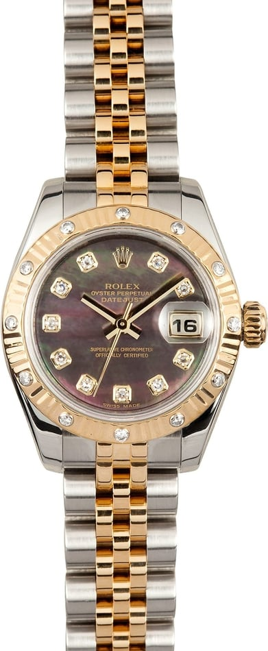 Ladies New Model Datejust 179313