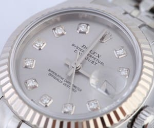 Ladies Rolex DateJust Oyster Perpetual