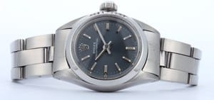 Ladies Used Rolex Oyster Perpetual Stainless Steel Watch 6718 - Pre-Owned
