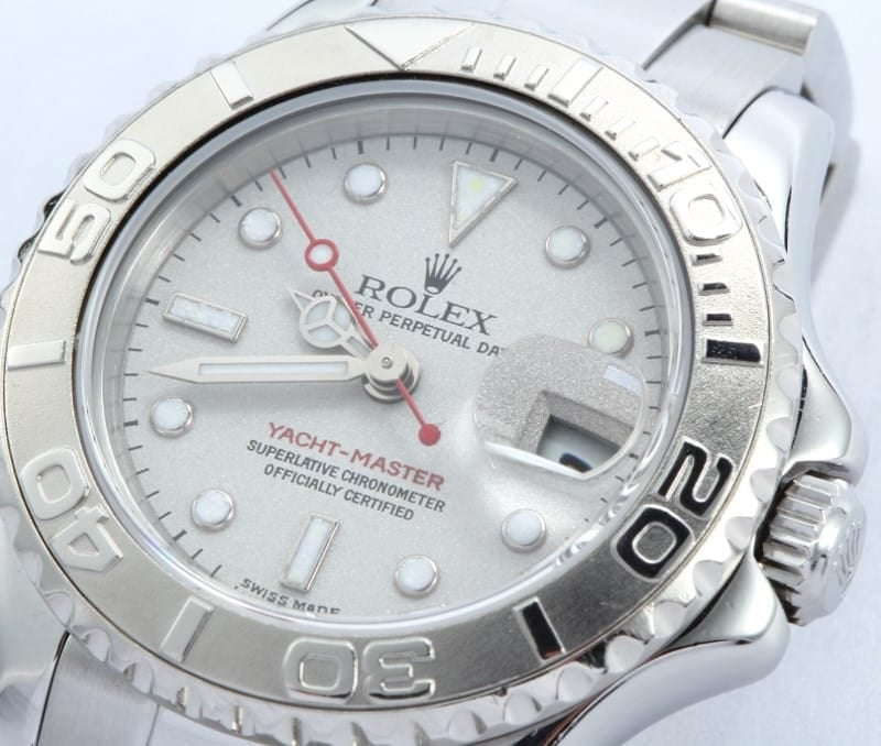 Ladies Rolex Yacht-Master 169622
