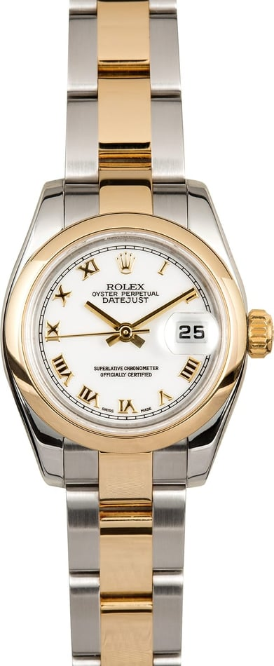 Ladies Rolex Datejust 179163