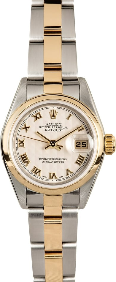 Ladies Rolex Datejust 79163 Certified Pre-Owned