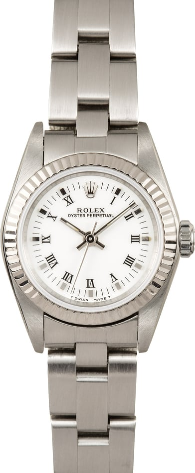 Ladies Rolex Oyster Perpetual 67194