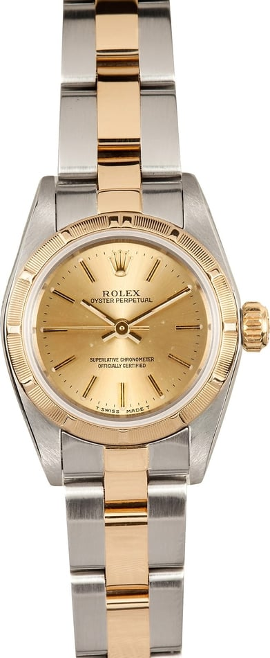Lady Rolex Oyster Perpetual 67233