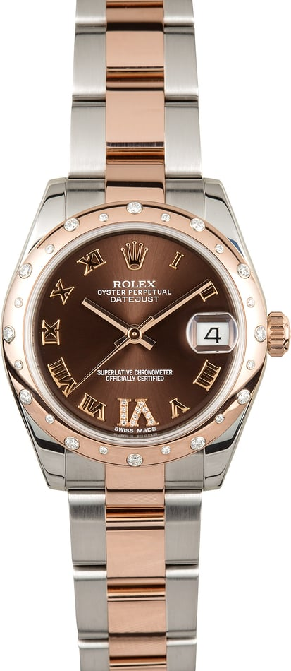 Rolex 31MM Datejust 178341 Mid-size