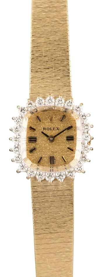 Pre Owned Rolex Cocktail 8286 Diamond Watch
