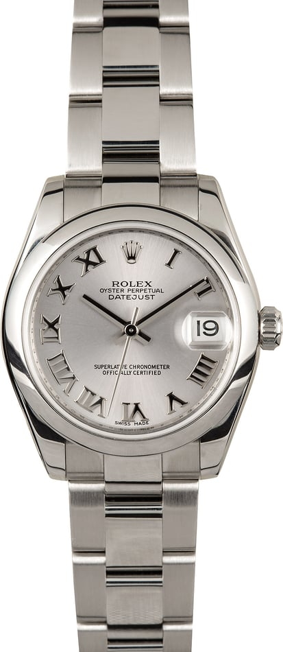 Rolex Datejust 31mm 178240 Mid-size