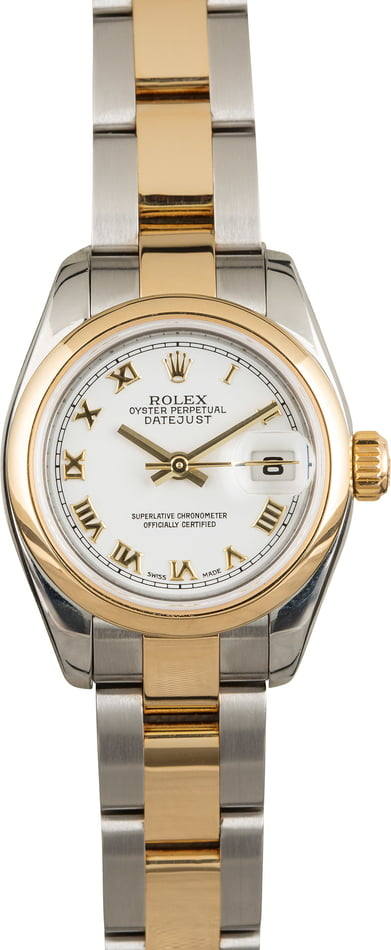 Pre Owned Ladies Rolex Datejust 179163
