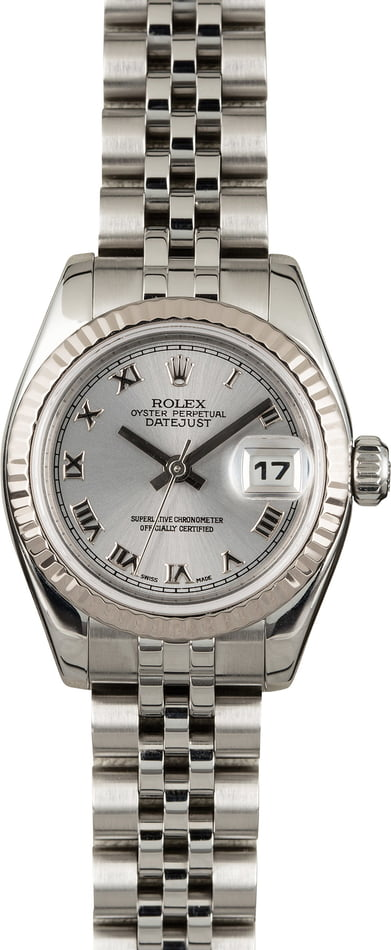 Pre Owned Rolex Datejust 179174