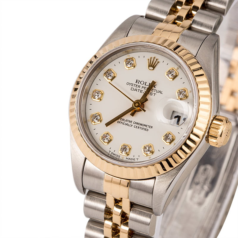 b83387429458d Rolex DateJust 69173 Jubilee Box Only - Bob s Watches