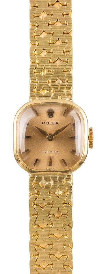Pre Owned Rolex Ladies Cocktail