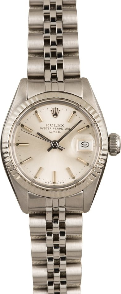 Pre-Owned 26MM Rolex Ladies Date 6917