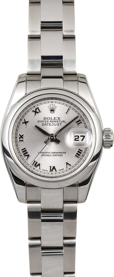 Rolex Ladies Datejust 179160 Roman
