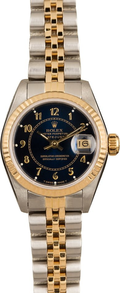 Used Ladies Two Tone Rolex Datejust