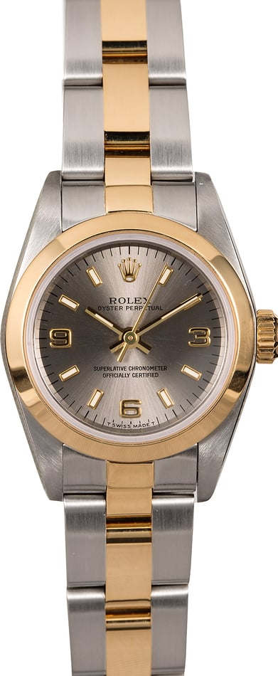 Rolex Oyster Perpetual 67183 Ladies Watch