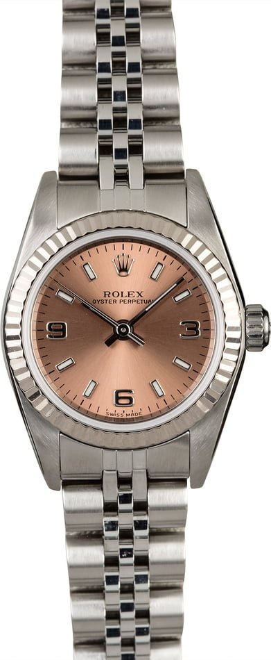 Women's Used Rolex Oyster Perpetual 76094