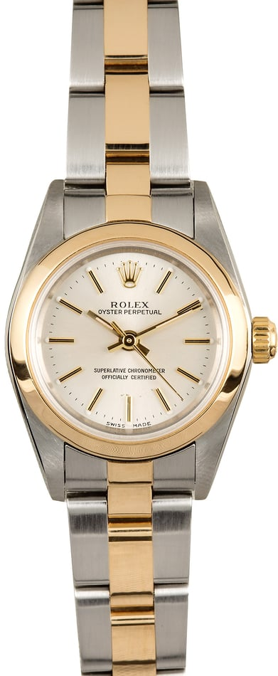 Rolex Ladies Oyster Perpetual 76183