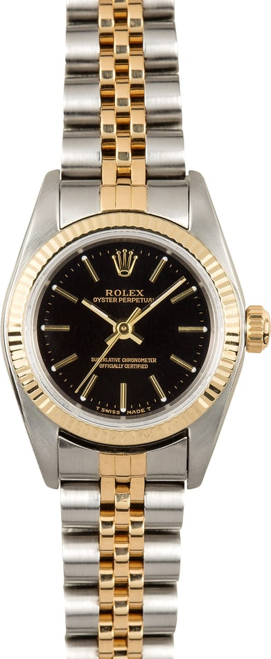 Rolex Ladies Oyster Perpetual 76193