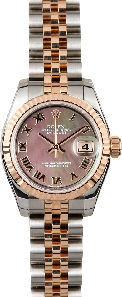 Rolex Lady-Datejust 179171 Mother of Pearl