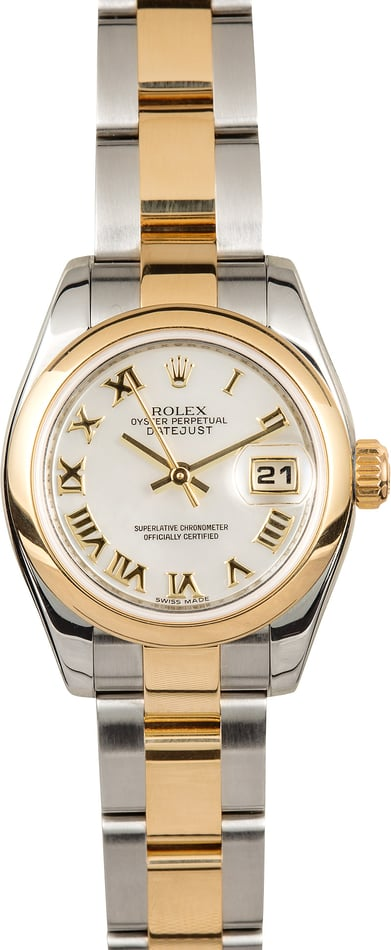Rolex Lady-Datejust 179163 Mother of Pearl