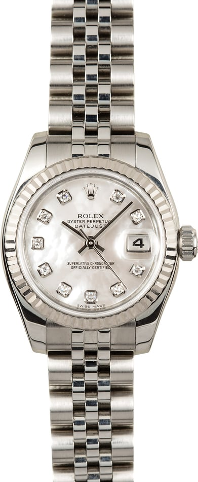 Rolex Lady-Datejust 179174 Diamond