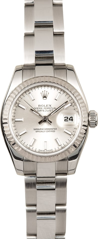 Rolex Lady-Datejust 179174 Oyster