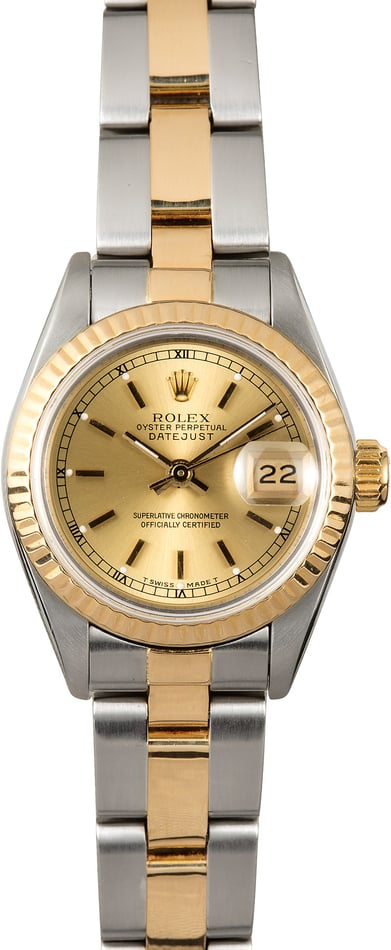 Rolex Lady-Datejust 69163 Oyster
