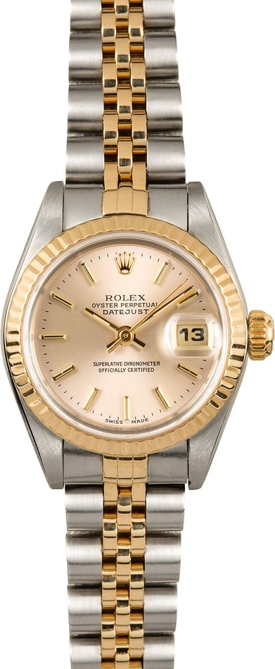 Rolex Lady Datejust 69173 Jubilee
