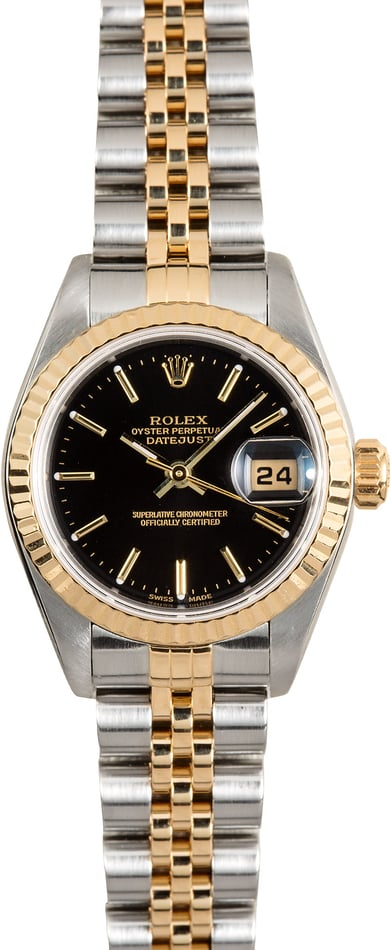 Rolex Lady-Datejust 79173 Black