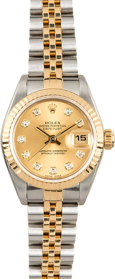 Rolex Lady-Datejust 79173 Diamond