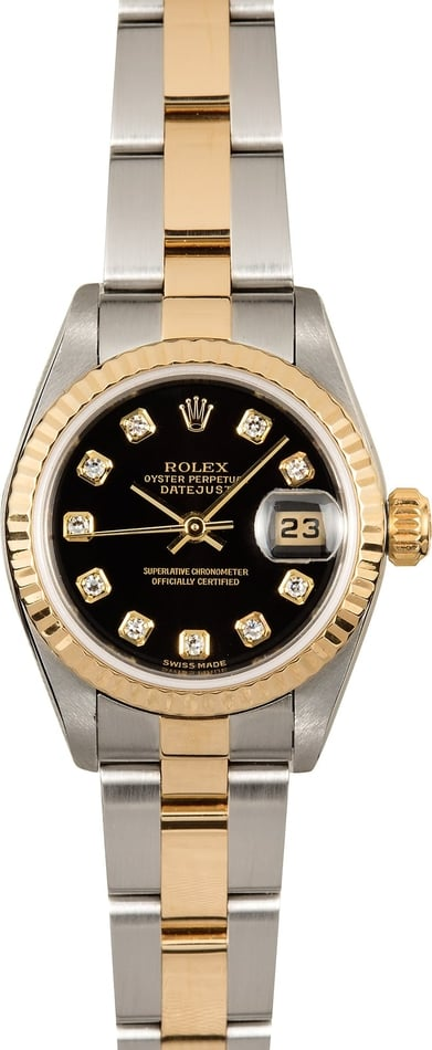 Rolex Lady-Datejust 79173 Diamond Dial