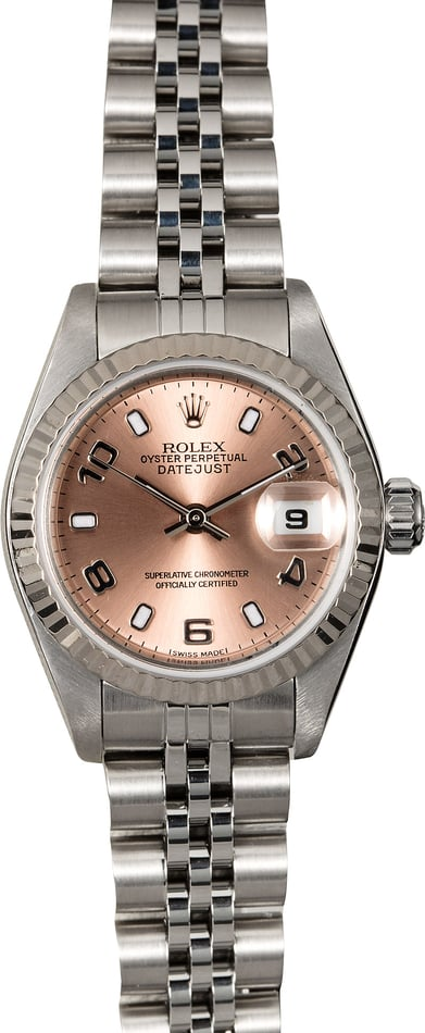 Rolex Lady Datejust 79174 Pink