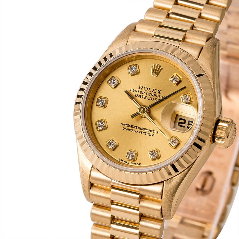 4 Used President 79178 Watches For Sale Bob S Watches