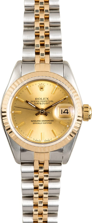 Rolex Lady-Datejust Jubilee 69173 Two-Tone