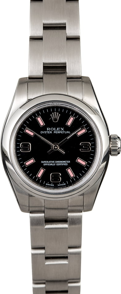 Rolex Lady Oyster Perpetual 176200 Oyster Band