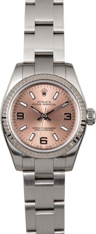 Rolex Lady Oyster Perpetual 176234 Pink