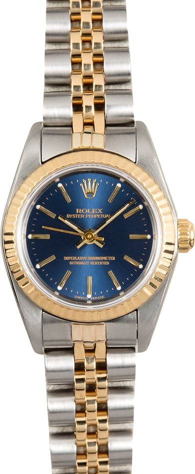 Rolex Lady Oyster Perpetual 76193