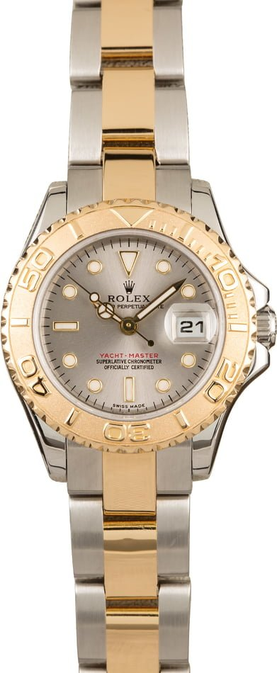 Pre-Owned Lady Rolex Yacht-Master 169623 T