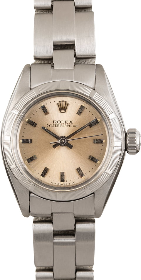 Used Rolex Ladies Oyster Perpetual 6723