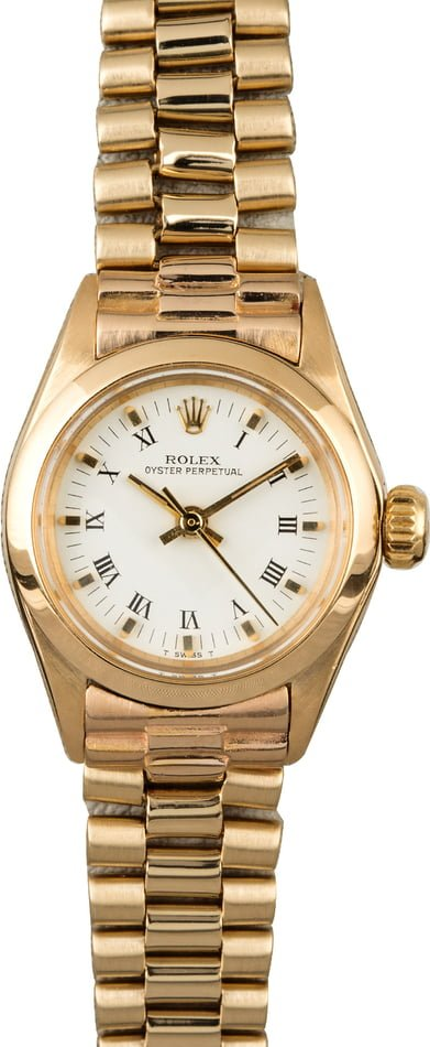 Rolex Oyster Perpetual 6718 President