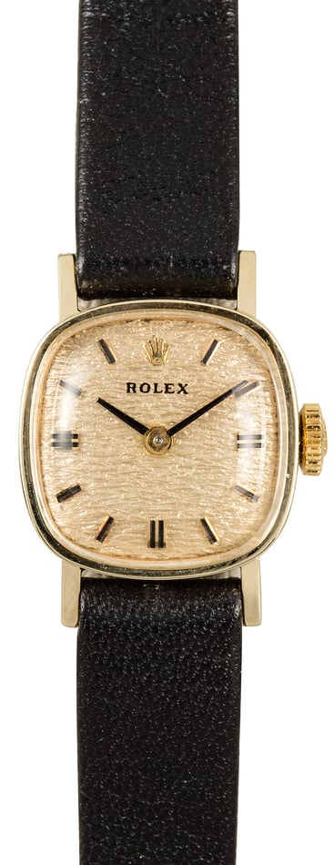 Rolex Vintage Ladies Cocktail Watch 8327