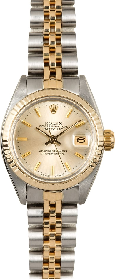 Rolex Vintage Ladies Datejust 6917