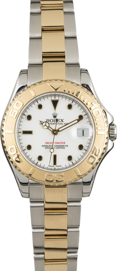 PreOwned Rolex Yacht-Master 35MM 168623