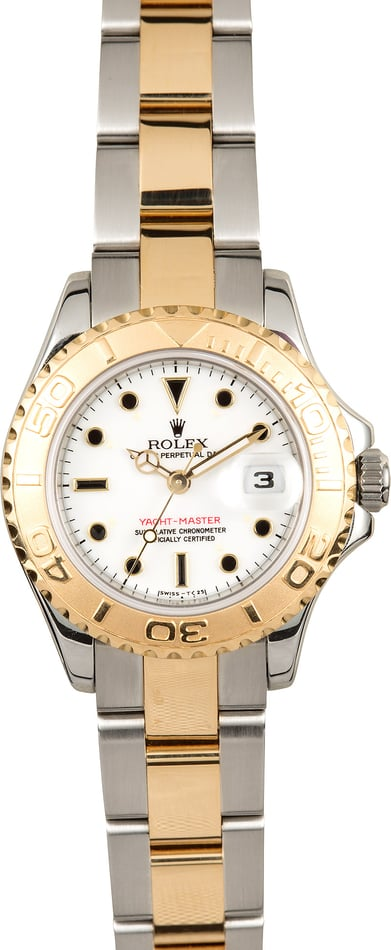 Rolex Yacht-Master Ladies 69623 Two-Tone