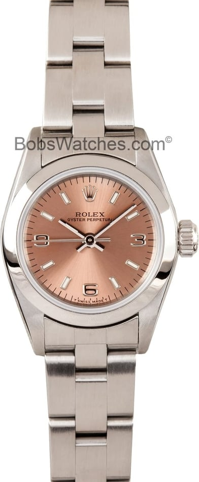 Ladies Rolex Oyster Perpetual 67180