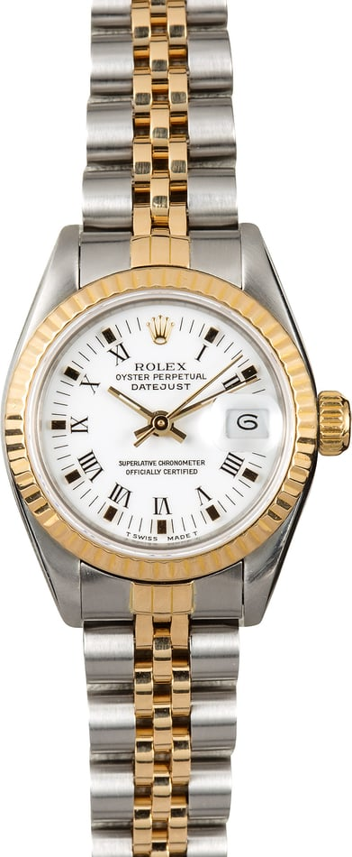 Woman's Rolex Datejust 69173