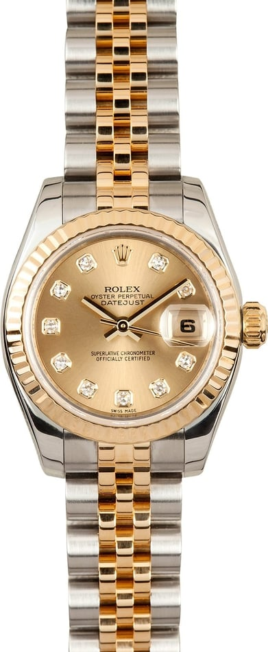 Lady Datejust Rolex 179173